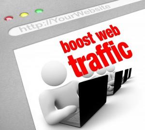 трафик към нашия уебсайт